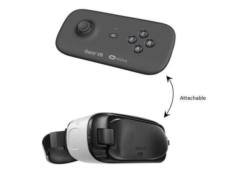 Samsung may be working on its own Gear VR controller