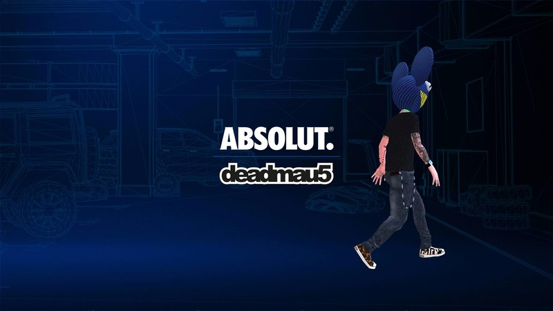 Absolut deadmau5 Cardboard VR