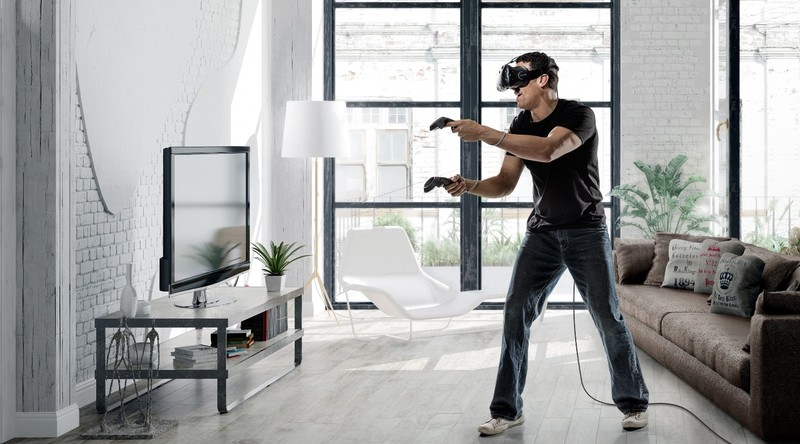 Htc Vive System Requirements >> HTC Vive, Oculus Rift, and Windows Mixed Reality system ...