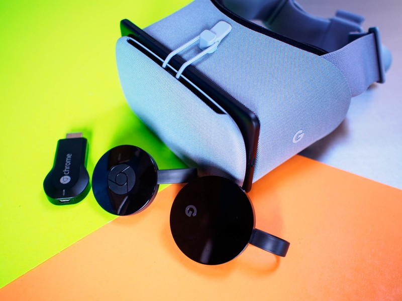 Chromecast Ultra delivers the best casting experience with Daydream
