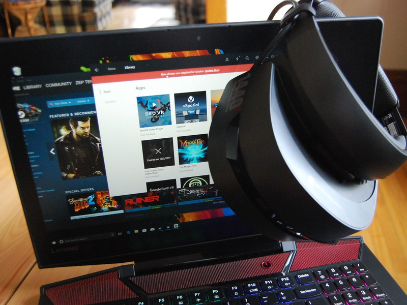 How to play Oculus Rift games on the HTC Vive   Windows ...