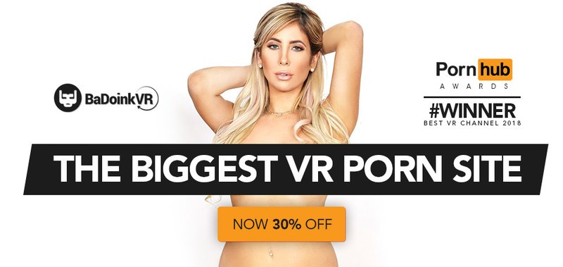 VR Porn is cheaper than ever so don't miss this deal!