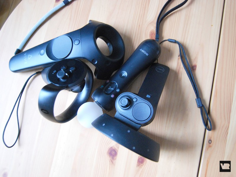 How Windows Mixed Reality motion controllers compare to the competition