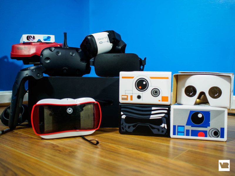 All the VR