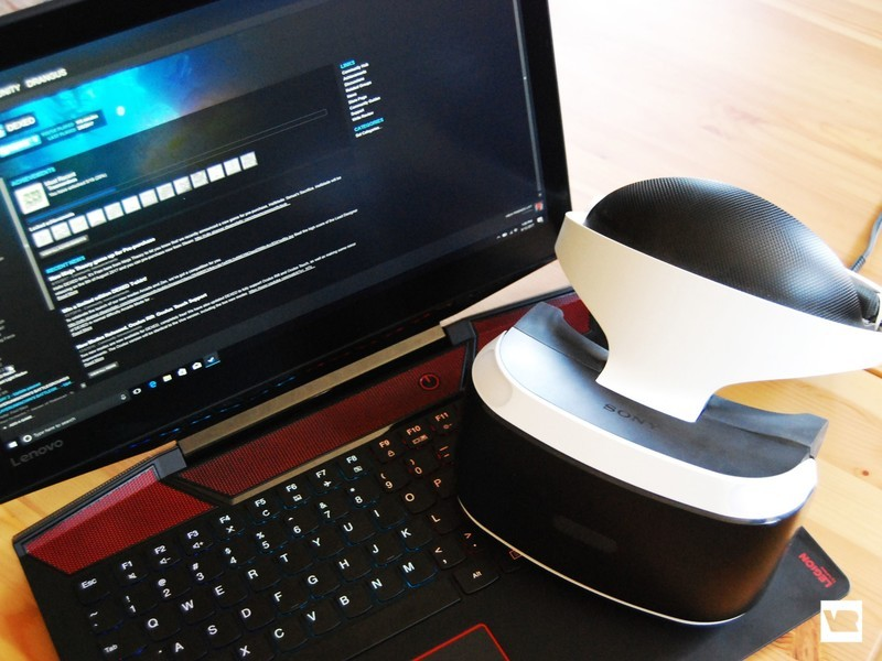 How to connect your PlayStation VR to your PC