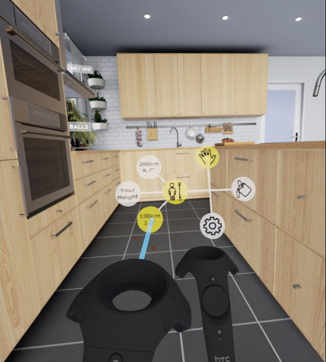Ikea Kitchen Showroom: I Visited IKEA In VR And It Blew My Mind