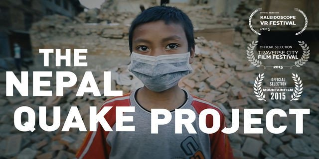 The Nepal Quake Project