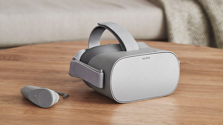 Oculus Go and controller