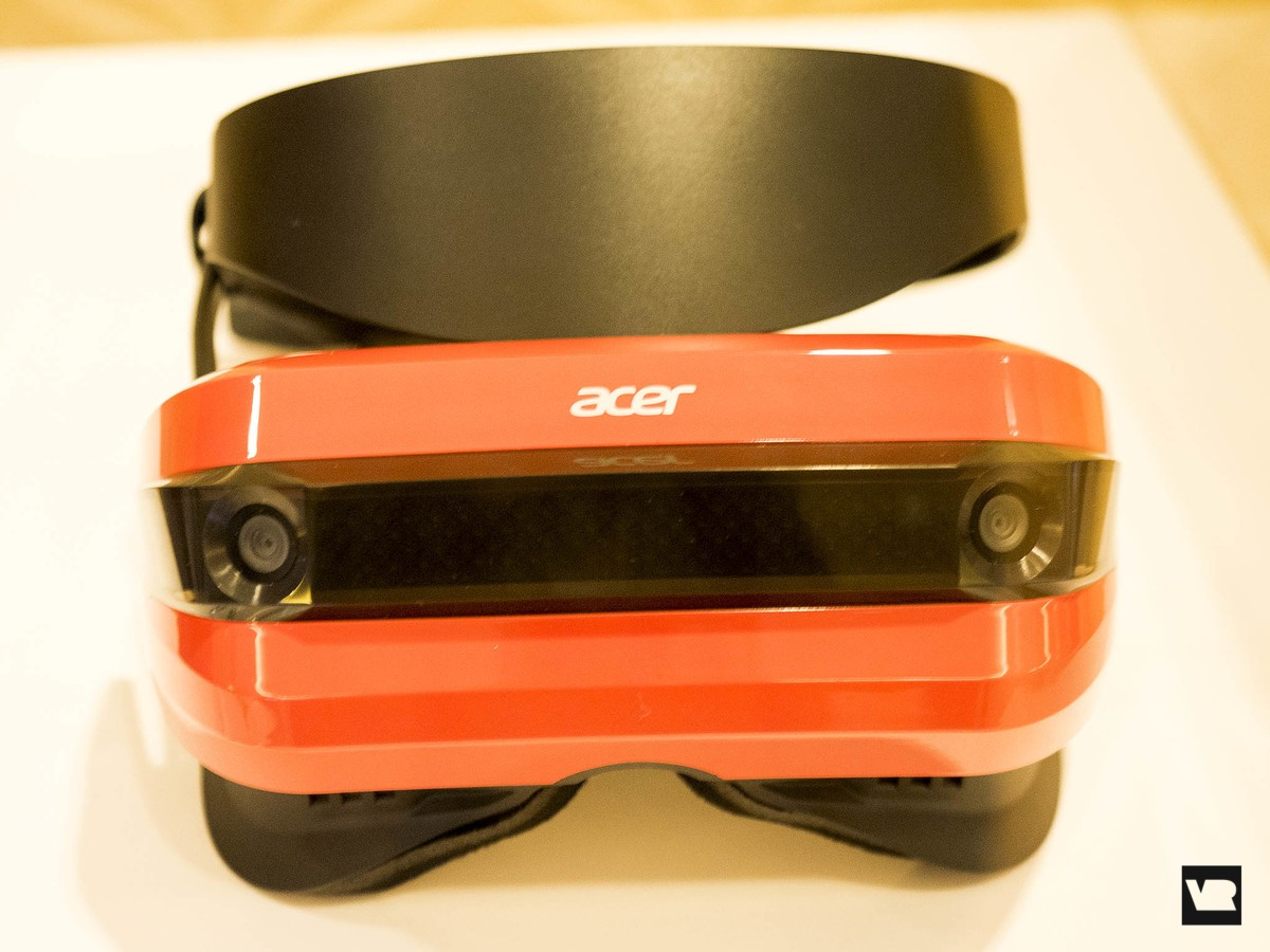 Acer's headset