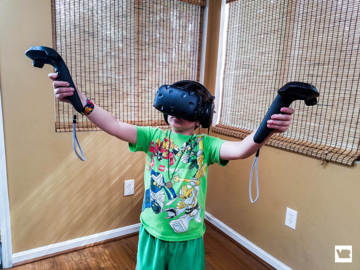 HTC Vive Kid