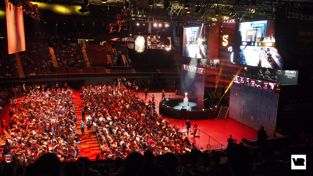 Call of Duty World Championships at Call of Duty XP