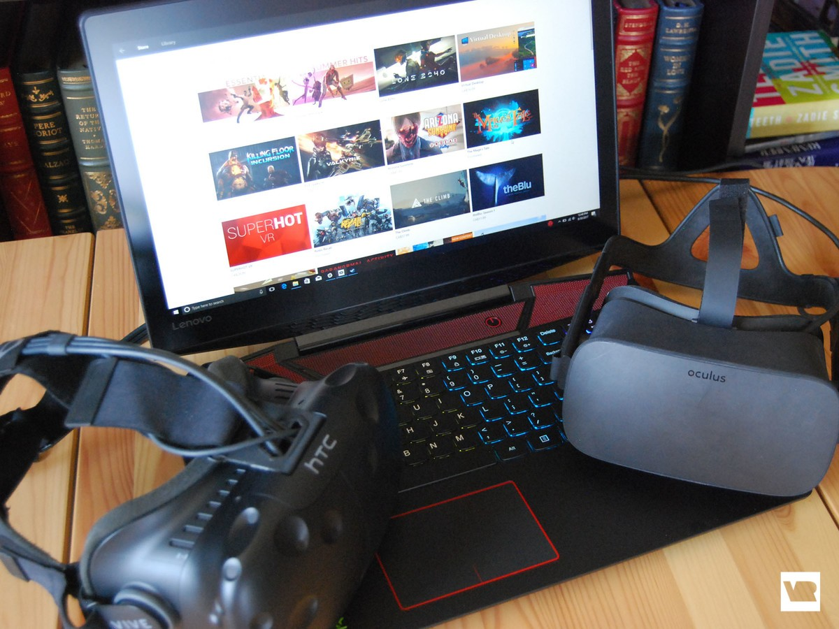 Joining our friends in Rift and Vive is going to be much easier!