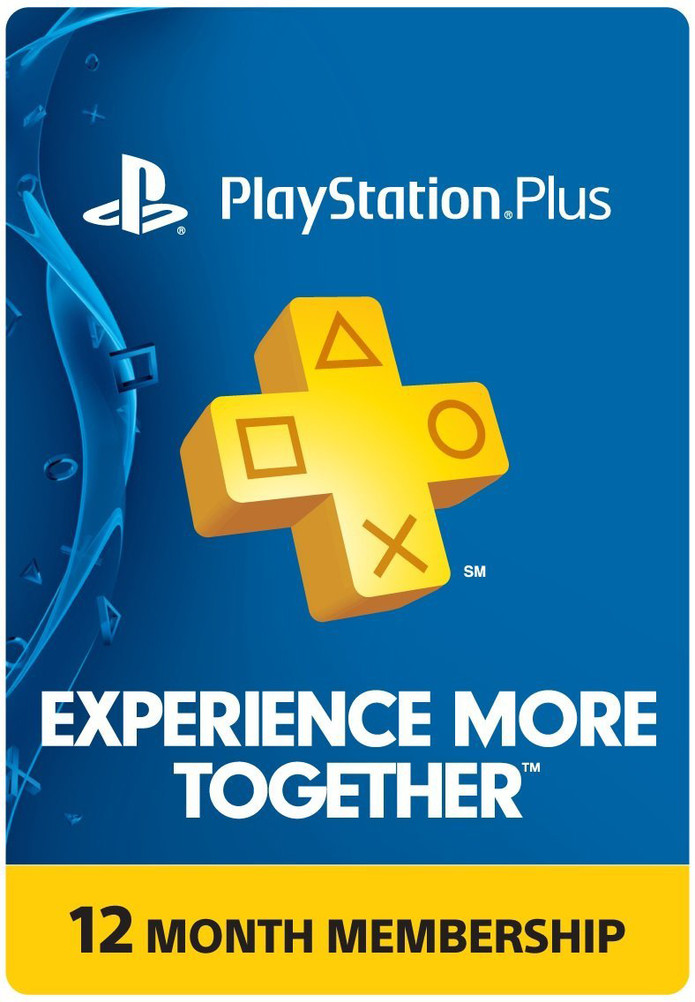 PS Plus membership