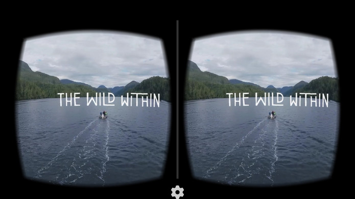The Wild Within Google Cardboard