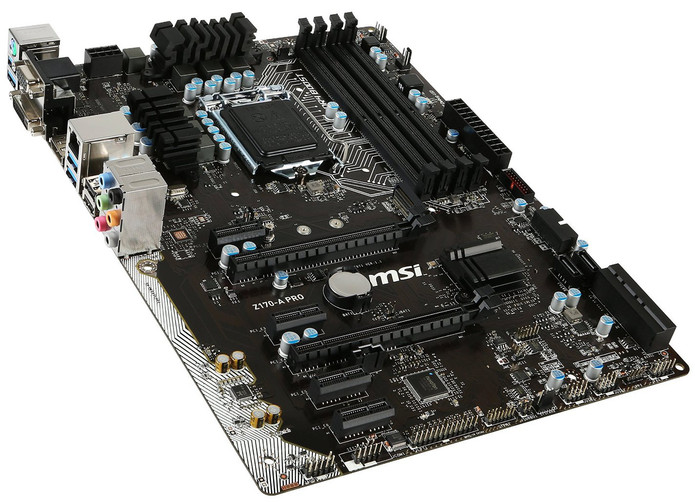 MSI Pro Solution Z170A