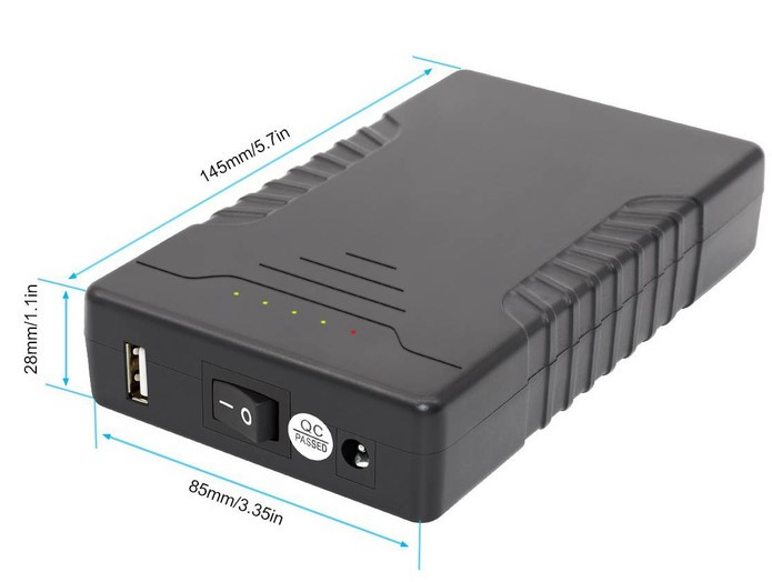TalentCell DC battery pack