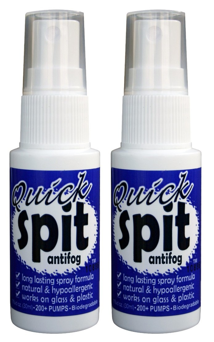 Jaws Quick Spit anti-fog spray