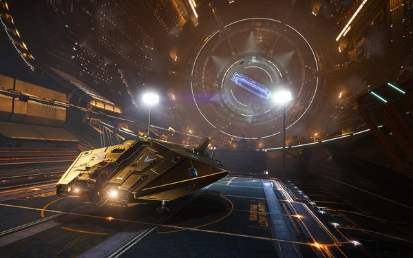 Ultimate Guide to Elite: Dangerous - from zero to 100m