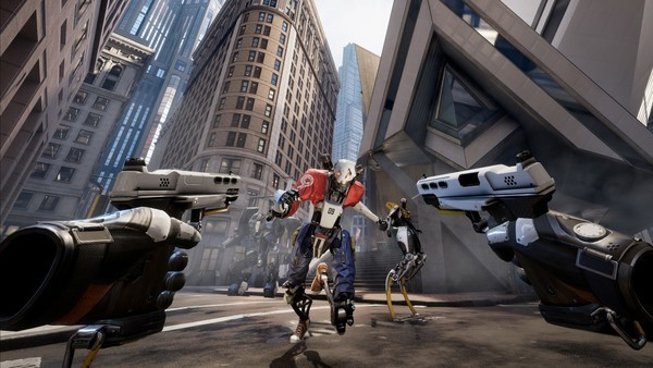 How to play Robo Recall on your HTC Vive | VRHeads