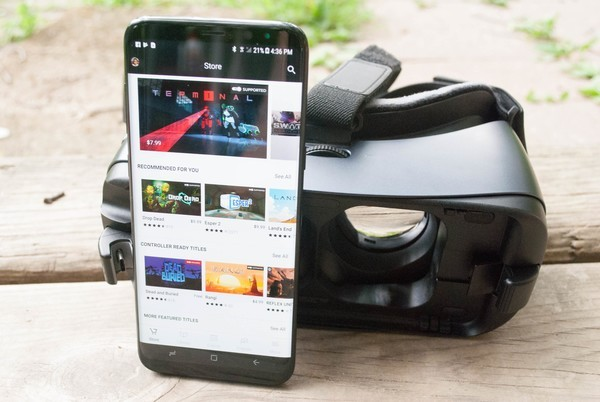 How to uninstall Gear VR apps | VRHeads