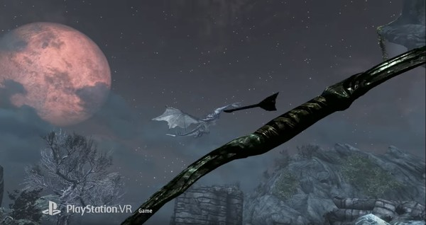 Skyrim VR review: A clumsy, hilarious trip through a