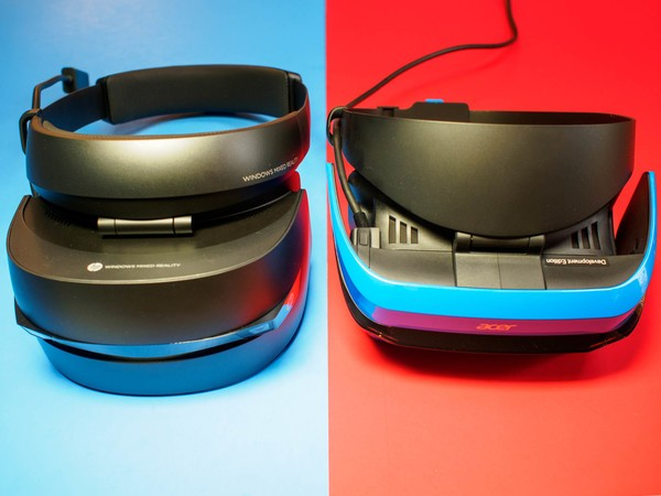 Are all Windows Mixed Reality headsets created equal?   VRHeads
