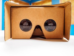 Share your Google Cardboard gameplay by recording it