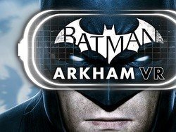 Batman: Arkham VR is exclusive to the PlayStation VR