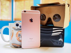 Apple granted new augmented reality patent