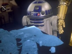 Your Star Wars holographic fantasies might come true