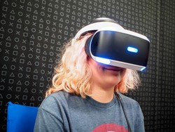 PlayStation VR is available for pre-order again in the UK!
