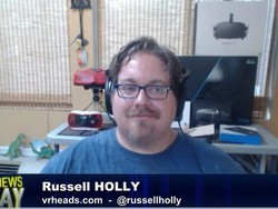 Russell appears on Tech News Today