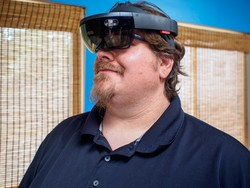 24 hours in Microsoft Hololens