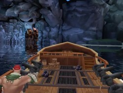 Heroes on the Seven Seas review on Gear VR