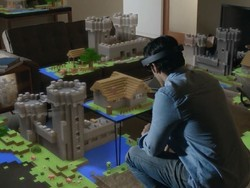 Five things you can do with Microsoft HoloLens