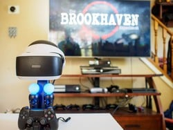 Optimize your gameplay space with PlayStation VR