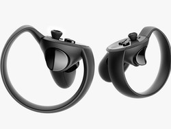Ten hours with Oculus Touch