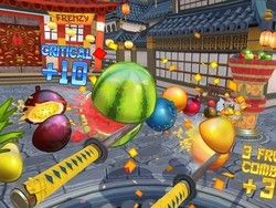 Fruit Ninja VR is a sticky, sharp mess of fun