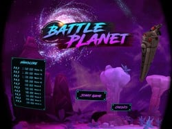 Battle Planet has you shooting down your nemeses to save the planet