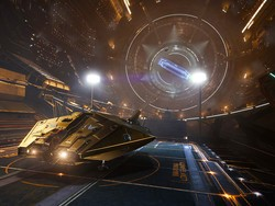 Stop everything and go make 100m credits in Elite: Dangerous