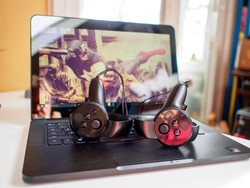 How portable can you be with desktop VR?