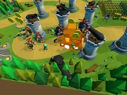Castle Must Be Mine brings tabletop tower defense to HTC Vive