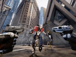 Don't have an Oculus Rift? You can still play Robo Recall in VR