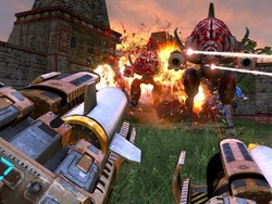 Serious Sam shows how classic shooters do have a place in VR