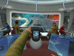 Star Trek: Bridge Crew is why VR exists today
