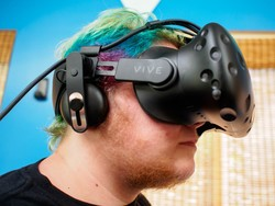 How to get the perfect fit with the HTC Vive Deluxe Audio Strap