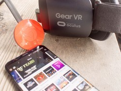How to Chromecast your Gear VR