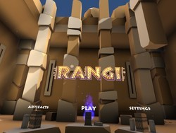Reawaken the music by solving puzzles with Rangi on Gear VR