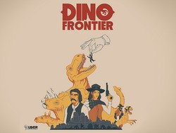 Build a wild west town complete with dinosaurs in Dino Frontier on PSVR!