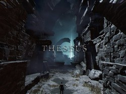 Journey mythology and escape the labyrinth with Theseus on PlayStation VR!